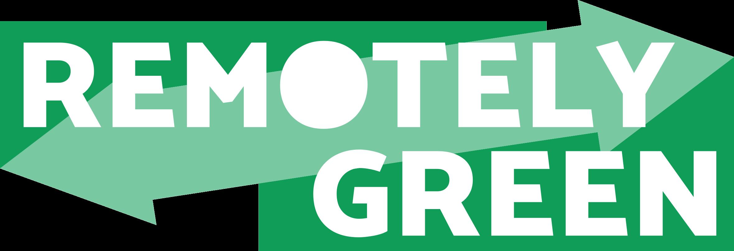 RemotelyGreen logo